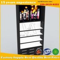 High Quality Cosmetic Display Racks and Wall Shelves for Makeup Supply Retail Store