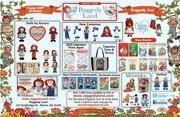 Raggedy Land Ad in Doll Castle News & Doll News Manufactures