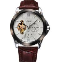 Buy cheap custom made boxes automatic winder mechanical mens watch from wholesalers