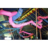 Buy cheap Colorful Air Tubes Decoration Inflatables from wholesalers