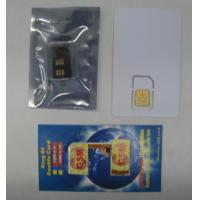 China Cellphone Spare Parts Iphone Unlock Card on sale