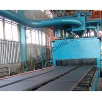 Structural Steel, Structure Plate Shot Blasting Machines With High Effciency And High Quality Manufactures