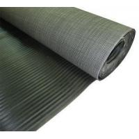 Wide Ribbed Rubber Mat