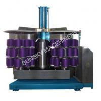 Buy cheap Frequency Inverter Control Automatic High Efficiency Cone Package Yarn Hydro Extractor Machine from wholesalers
