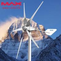 MAX Series Small Wind Turbine Manufactures