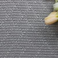 Wholesale Classical style velvet weaving perforated leather fabric for bag from china suppliers