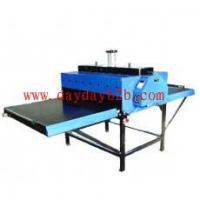 Buy cheap auto air sublimation flatbed press from wholesalers