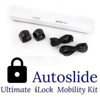Buy cheap Autoslide iLock Automatic Patio Door Opener Hardwired Infrared Door Kit - White Colored Finish from wholesalers