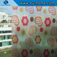 H22023 PVC static cling non adhesive window film Manufactures