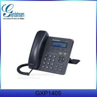 Wholesale Grandstream IP Telehone GXP1400/1405 2 lines standard HD IP phone from china suppliers