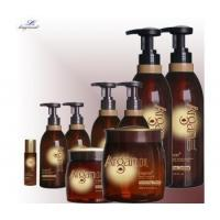 Natural hair care cosmetic argan oil products private label Manufactures