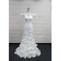 Buy cheap WD25 Simple princess lace elegant wedding gown bridal dress factory from wholesalers