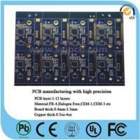 Buy cheap Customized cheap pcb manufacturer in China from wholesalers