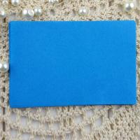 Material Type Product  Matte Oil-absorbing Sheet-Blue(XZ-M301) Manufactures