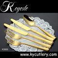 Wholesale set of cutlery stainless steel 18/10,cutlery set,gold cutlery set from china suppliers