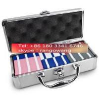 Buy cheap Denominated Poker Plaque Set With Case from wholesalers