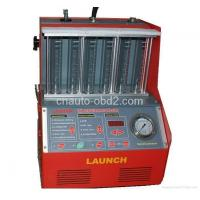 Buy cheap LAUNCH CNC602 fuel injector tester fuel injector cleanning machine from wholesalers