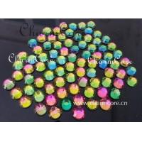 Buy cheap Factory Supply Glass Beads For Nail Art Rainbow Color ss30 6.5mm from wholesalers