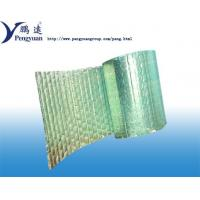 Buy cheap Alu foil Bubble foil insulation Green foil big bubble insulation from wholesalers