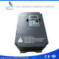 Buy cheap 220v/380v 7.5kw VFD Variable Frequency Drive Inverter / CNC spindle Driver spindle speed control from wholesalers