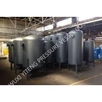 Buy cheap Long-term Supply Buffer /High Pressure Storage Tank from wholesalers