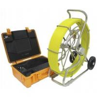 Wholesale 50mm self leveling drain inspection camera 120m cable reel FLX-128REKC from china suppliers