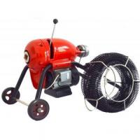 China Electric sewer cleaning machine drain cleaner FLX-GQ200 on sale