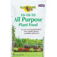 Garden Rich All Purpose Plant Food 10-10-10 Manufactures
