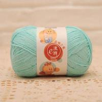 Wholesale Wholesale Bamboo And Cotton Blend Baby Weight Hand Knitting Wool Yarn Ball from china suppliers