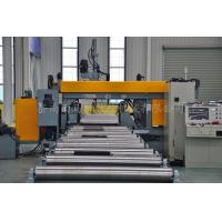 China SWZ 1250 series CNC profile steel 3D drilling machine on sale