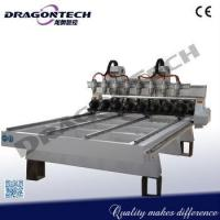 China multi spindles 4 axis machine with 8 rotary without tableDT2030R8 on sale