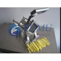Buy cheap Commercial French fries cutter machine potato chips cutter vegetable cuter machine from wholesalers