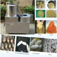 Buy cheap Sweet Potato peeling and cutting machine from wholesalers