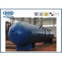 Buy cheap High Temperature Gas Hot Water Boiler Steam Drum For Power Station CFB Boiler from wholesalers