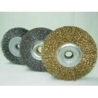 Steel wire polishing wheel Manufactures