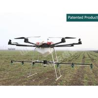 Buy cheap 10 Kg Agriculture Drone Uav Crop Dusters Sprayer from wholesalers