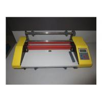 Roll laminating machine FM-365 roll laminator Manufactures