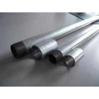 Buy cheap Hot-dipped Galvanized (GI) Seamless Steel Pipe and Hot Dipped Threaded Seamless (SMLS) Steel Pipe from wholesalers