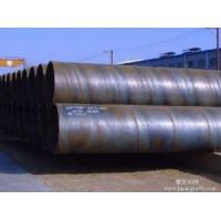 Spiral Welded Steel Pipe for Steel Structure and Construction Manufactures