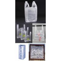 Clear Plastic Handbags for Shopping or Gift Manufactures