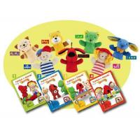 Buy cheap PnF DVD Cartoon with Finger Puppets - KC91103 from wholesalers