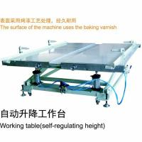 China Working table (self-regulating height) on sale
