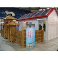 Portable Houses , Quick Assembly Prefabricated Light Steel House Manufactures
