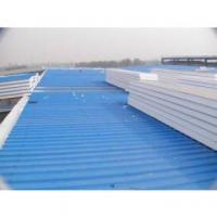 Buy cheap Blue EPS Waterproof Structural Insulated Panels Galvanized , Corrosion Resistance from wholesalers