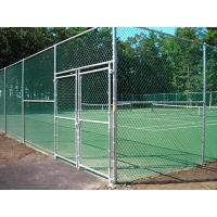 Buy cheap Tennis Court Chain Link Fence from wholesalers