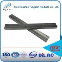 Buy cheap Pure Tungsten Bar,High Purity W Strip Grades from wholesalers