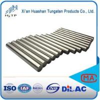 Tungsten Alloy Rod &China Wolfram, Nickel and Iron/copper Alloys Stick(billet) Suppliers Manufactures
