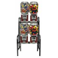 Buy cheap Candy Gumball Machine -Classic 4 Unit /wStand from wholesalers