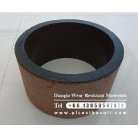 Buy cheap cast basalt reducer pipe from wholesalers
