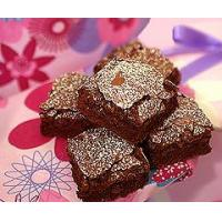 Buy cheap Bakery Double Chocolate Brownies in a Hat Box from wholesalers